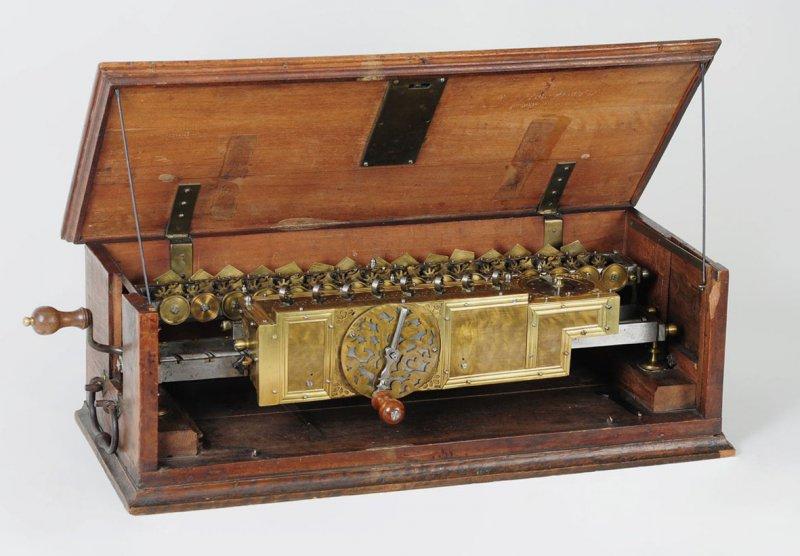счетная машинка Лейбница